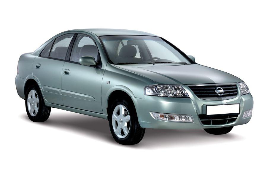 Nissan Almerа 2012